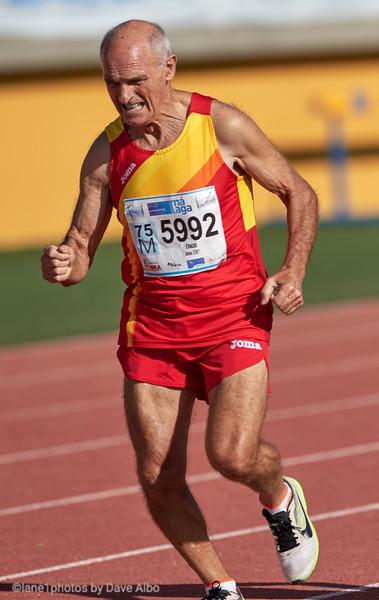 800 meter semi finals