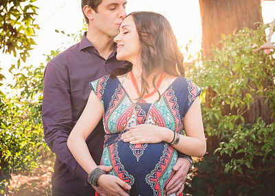 Maternity Photography Leo J. Ryan Memorial Park Foster City California