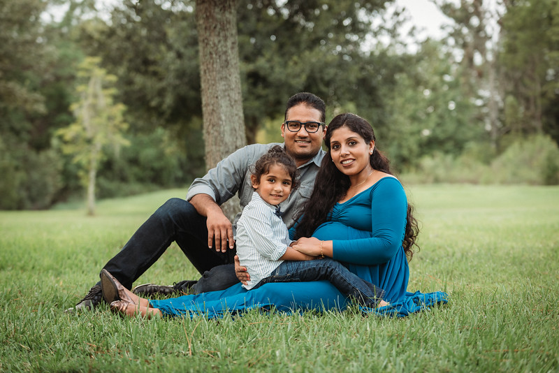Family Session, Maternity