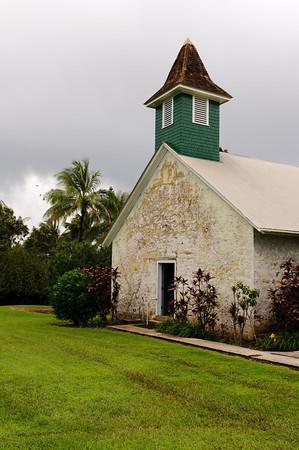 Kaulanapueo Congregational Church