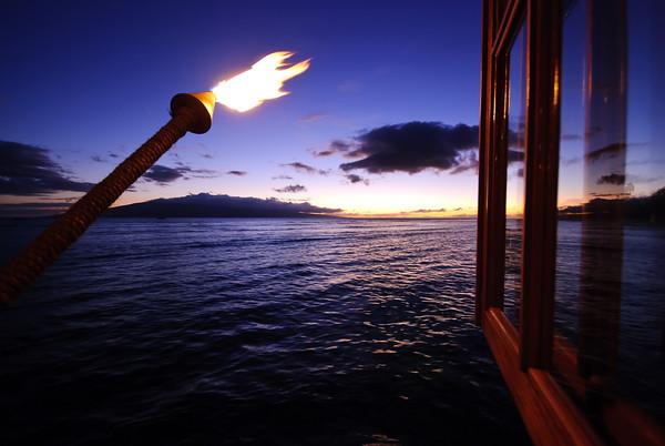 A view to Molokai