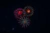 2018 Fireworks Bursting Stars