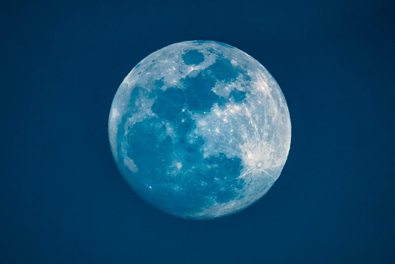 Moon at 1800mm