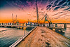 Shrimpers Sunset