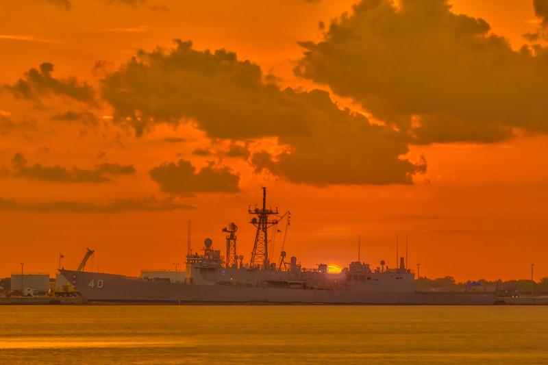 4.0 Sunset