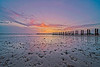 Spiraling Sunset Colors