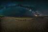 Rainbow of Stars along Gold Coast