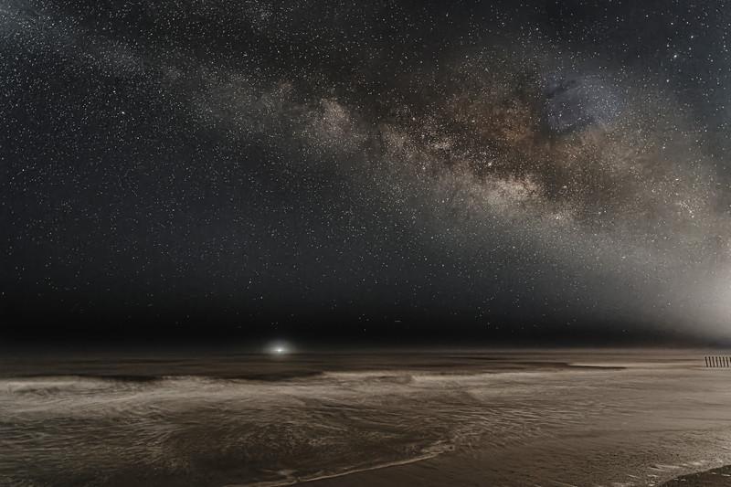 Dark Night of Starlight and Star Bright