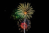 2018 Fireworks Red, White and Blue