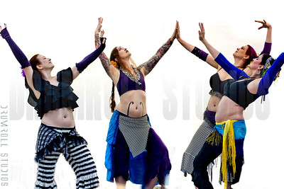 Juliet, Carolyn, Sibyl, Deidra