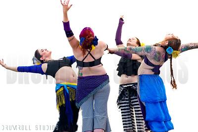 Juliet, Sibyl, Carolyn, Deidra