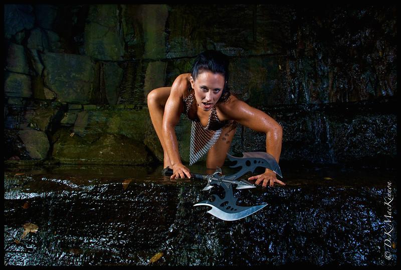 warrior stephanie
