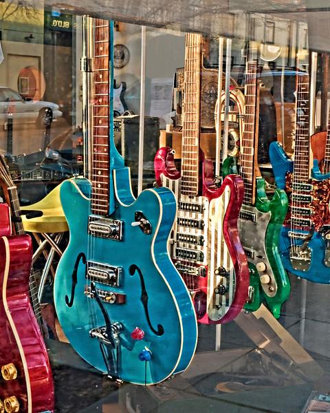 #CM217 The Guitar Shop