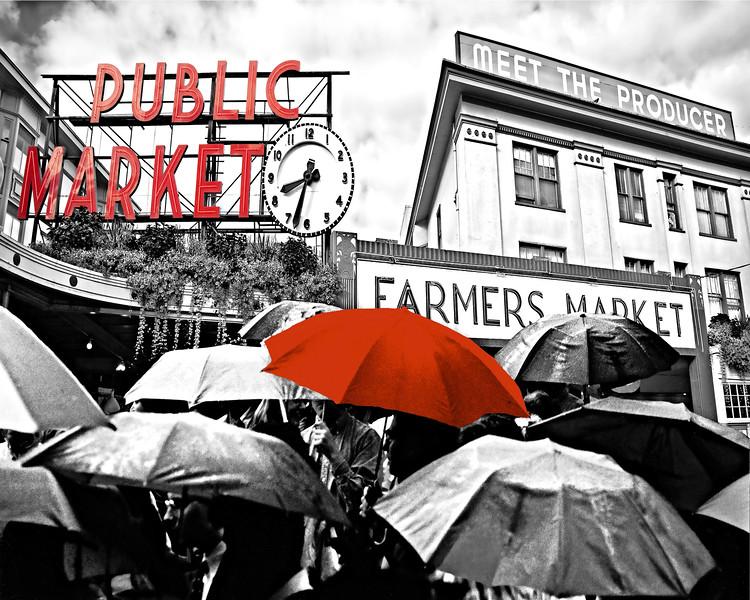 #CW201 Red Umbrella