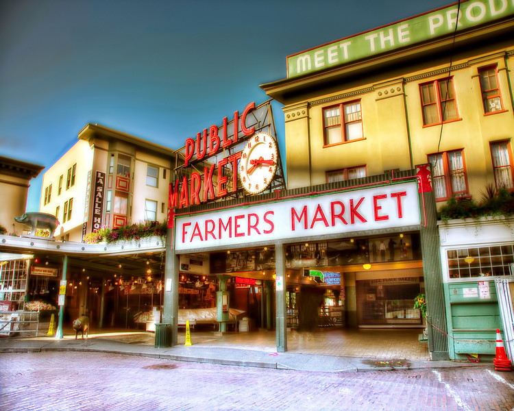 #CM209 Pike Place Market