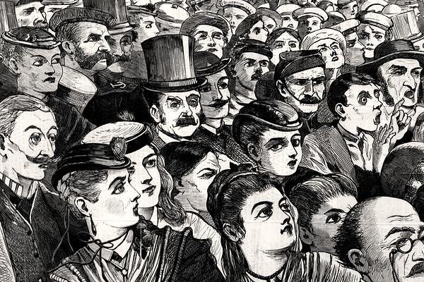 Winslow Homer Civil War newspaper illustration