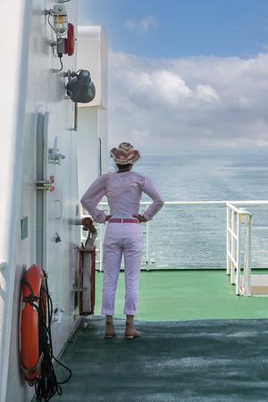 Look Homeward, Pink Angel