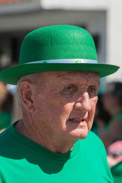 from the 2018, Delray Beach, St Patrick's Day Parade