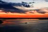 Elliott Bay, Seattle, Sunset