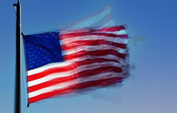 Fading Flag