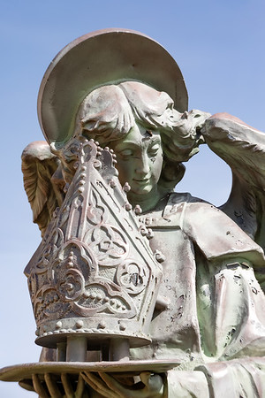 The weathered Angel De Agostini