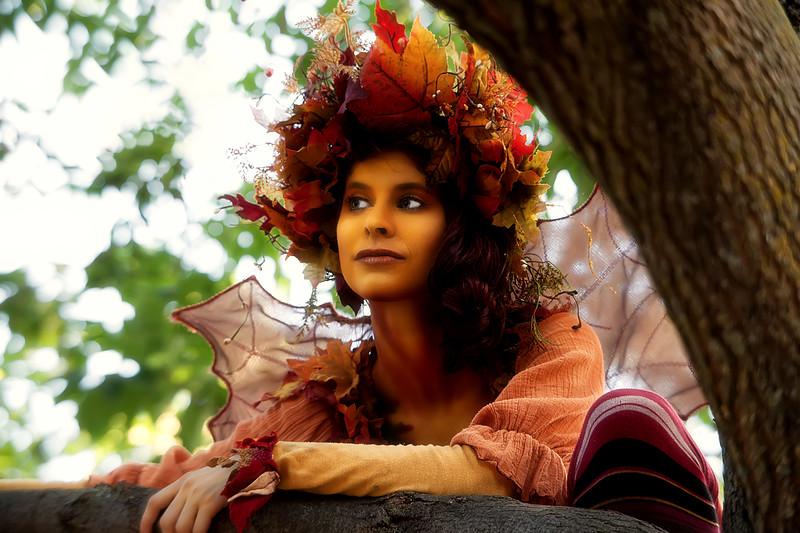 Carpo, Goddess of Autumn