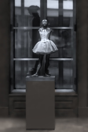 The girl and the Time Window