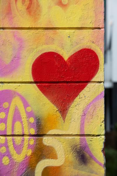 Heart Art, Reykjavik, Iceland