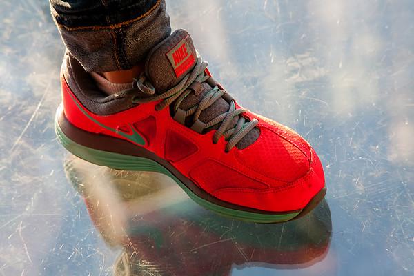 Slipper on a Glass Floor