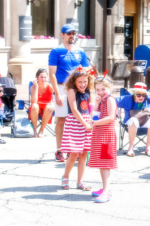 from the 2018 HP July 4th Parade gallery