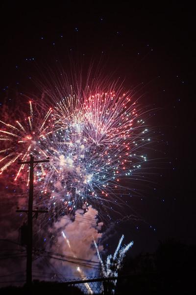 Urban Fireworks