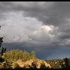 Storm over the Rio Grande Valley