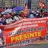 May Day, el primero de mayo, Zocalo Mexico City