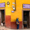 Street corner, San Miguel