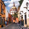 Hermanos Aldama street, San Miguel