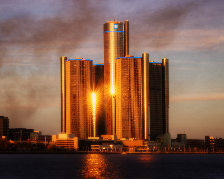 Renaissance Center (Detroit, MI)