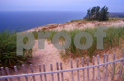 Sleeping Bear Dunes, Michigan.