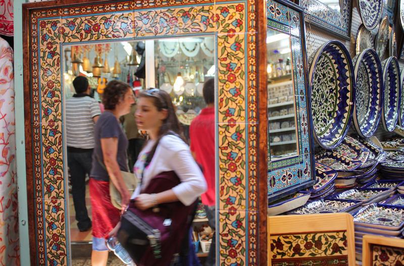 Jerusalem, Arab Market (July 2009) © Copyrights Michel Botman Photography