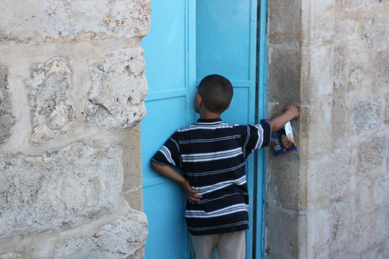 Jerusalem, Arab Quarter. (July 2009) © Copyrights Michel Botman Photography