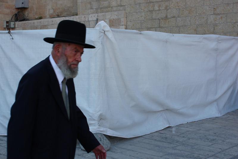 Jerusalem, Kotel. (July 2009) © Copyrights Michel Botman Photography