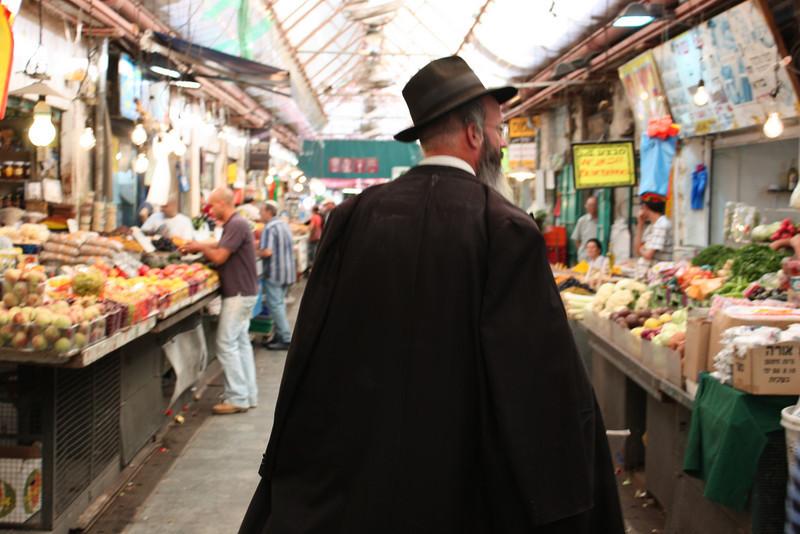 Jerusalem, Machaneh Yehuda. (July 2009) © Copyrights Michel Botman Photography