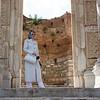 Ephesus, Library of Celsus. (June 2009) © Copyrights Michel Botman Photography