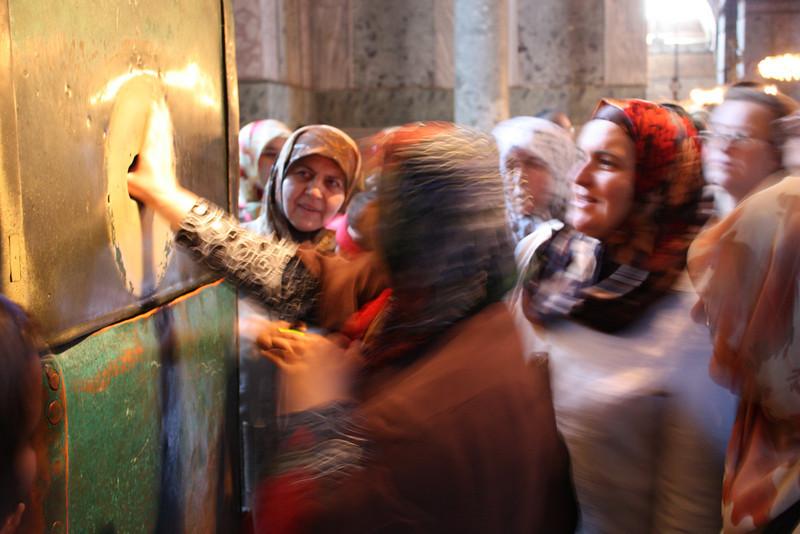 Istanbul, Hagia Sophia. (June 2009) © Copyrights Michel Botman Photography