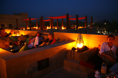 Bab al Shams Desert Resort, Dubai, UAE