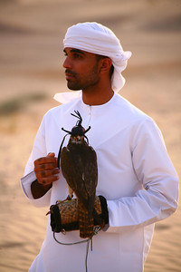 Falconer, Bab Al Shams Desert Resort, Dubai