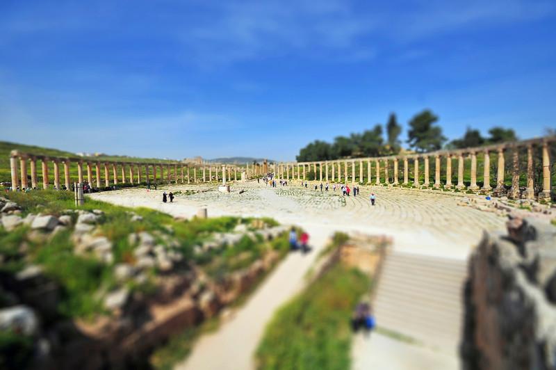 Jeresh Roman Ruins 2 - Jeresh, Jordan