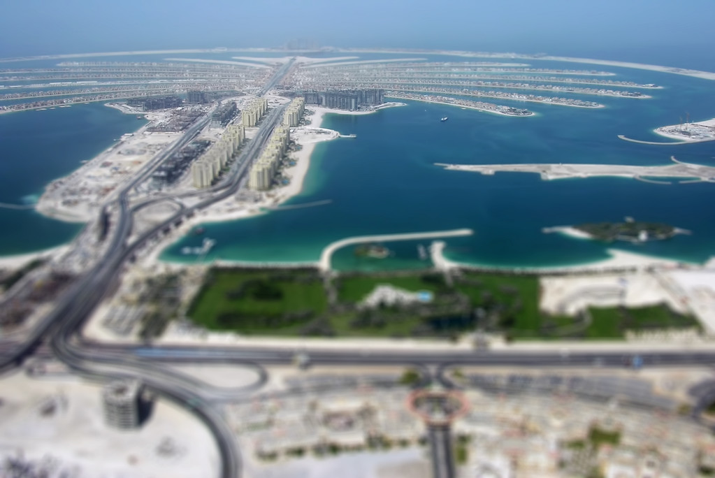 Palm Islands - Dubai, UAE