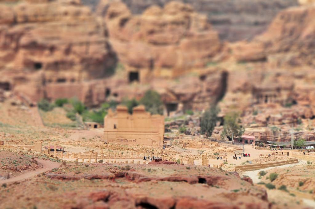 Petra Ruins - Petra, Jordan