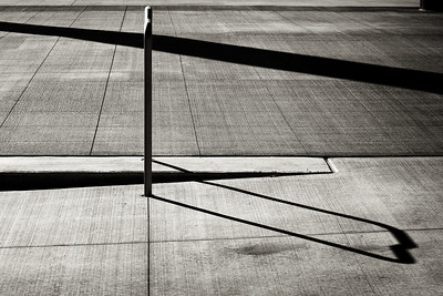 Day 022 - Sidewalk and Shadows