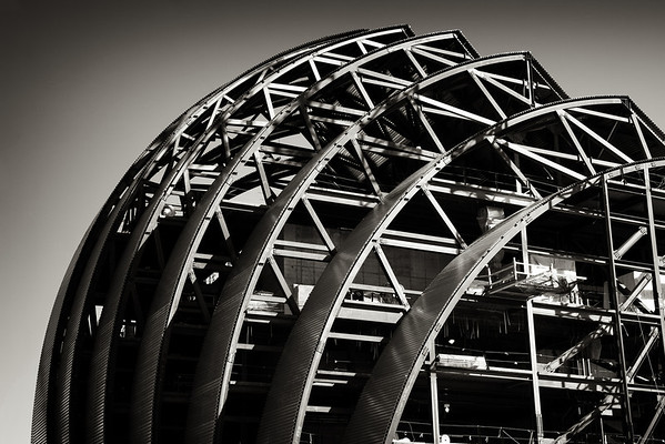 Day 008 - Kauffman Center Construction - Kansas City, Missouri